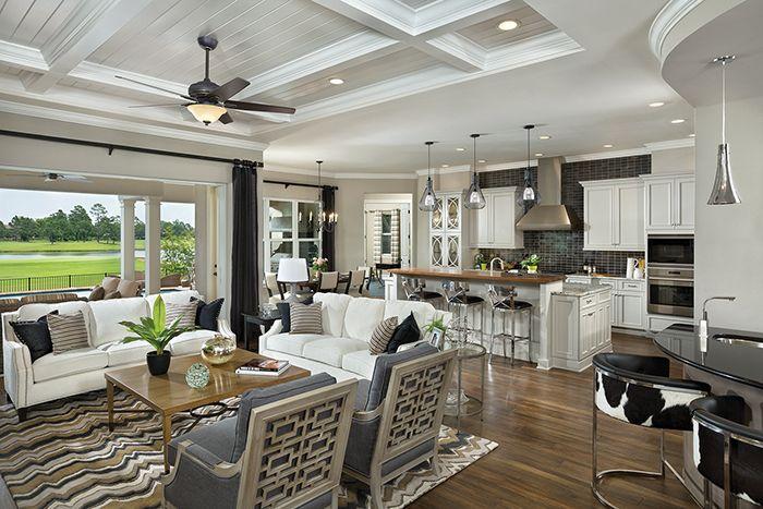 Terrific Asheville model home in South Jacksonville!