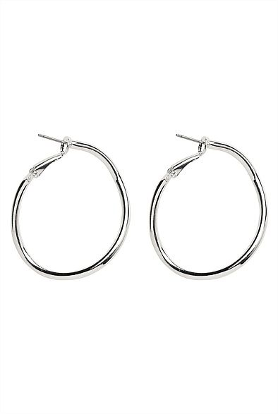 Wave Hoop Earring #witcherywishlist