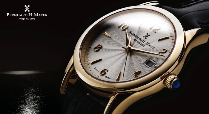 Best Quality Swiss watch - Lady moonbeam by Bernard H Mayer. $ 740