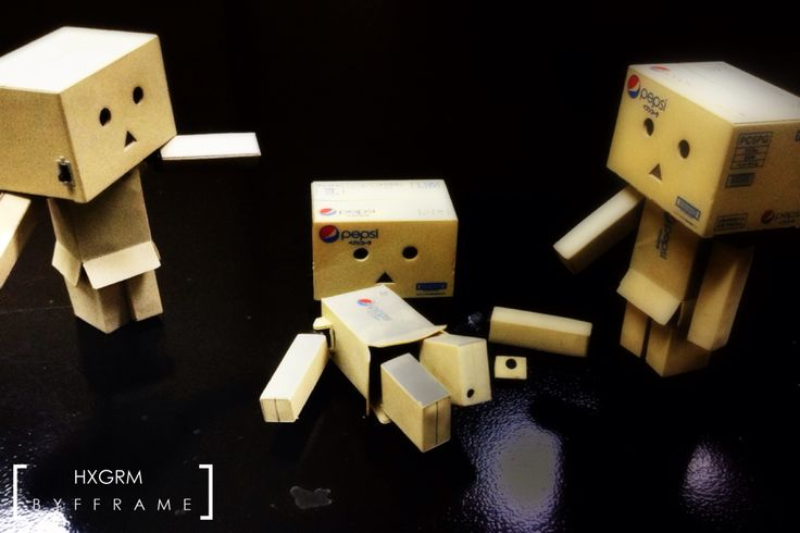 Eye-witness #danbo #danboard