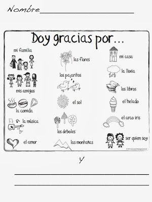 165 best Spanish Familia Unit images on Pinterest