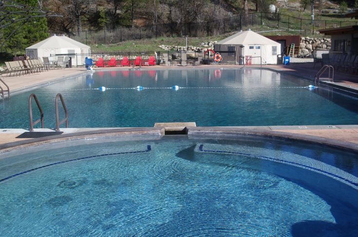 Visit The Springs In Idaho City A Luxury Hot Retreat 45 Minutes From Downtown Boise Crisp Clear Mountains Call For Booking
