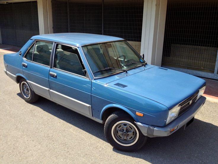 Fiat 131 1.3 Supermirafiori - 1983