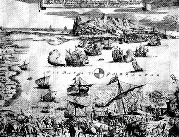 1727 - ANGLO-SPANISH WAR - The Anglo-Spanish War of 1727–1729 was a limited war that took place between Great Britain and Spain during the late 1720s, and consisted of a failed British attempt to blockade Porto Bello and a failed Spanish attempt to capture Gibraltar. It eventually ended with a return to the previous status quo ante bellum following the Treaty of Seville.