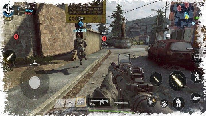 Donwload Garena Free Fire 1 45 0 Mod Apk Auto Aim No Recoil Modern Warfare Call Of Duty Campo De Batalha