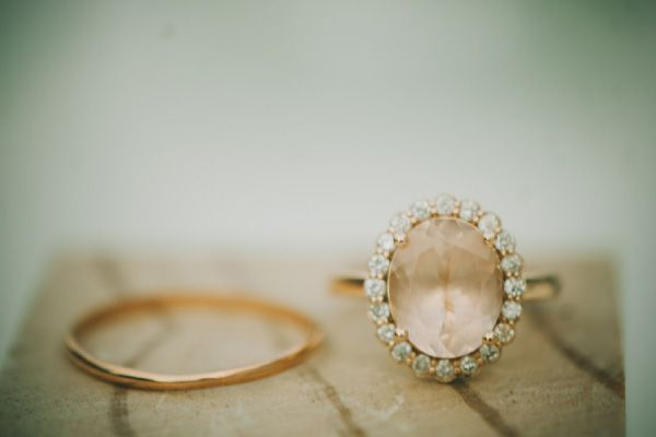 loving this rose gold!Engagement Ring