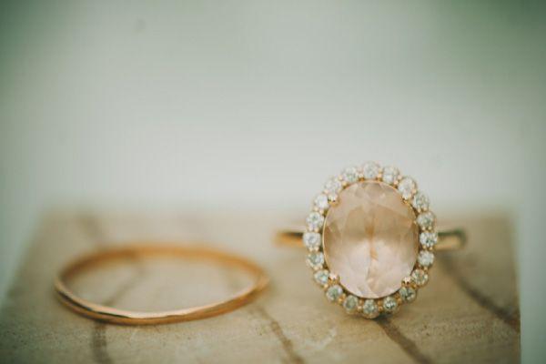 loving this rose gold!: Beach Weddings, Engagement Ring, Rose Gold