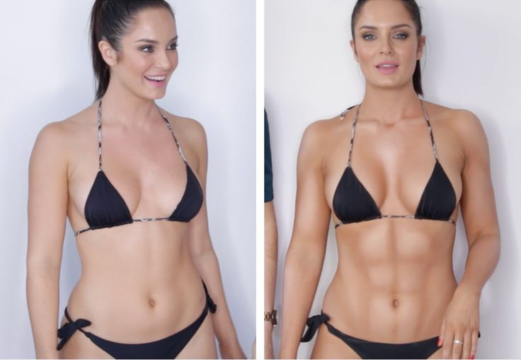 You do wanna look HOT right? Exactly, so don't even think about leaving the house without contouring and highlighting your body to perfection, don't you dare.Everyday Full Body Contour Routine: Legs, A$$, Boobs, Abs + MORE! http://www.erodethefat.com/blog/lean-belly/