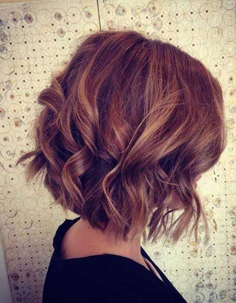 mid long hair styles best 25 wavy bob hair ideas on wavy 6593 | e9701d9ddc80c4c4be6593d2c29783dc