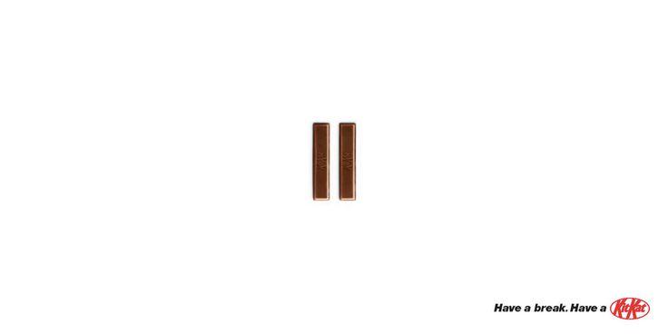 9 Best Minimalist Print Ads In TheWorld
