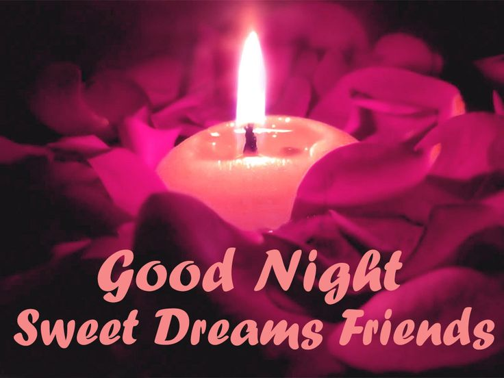 candle light good night dream wallpapers Good Night sweet dream ...