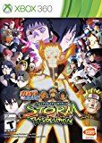 #ad  Naruto Shippuden: Ultimate Ninja Storm Revolution - Xbox 360  A storm of secrets & surprises! The latest installment of thee Naruto Shippuden: Ultimate Ninja Storm series will offer players a new experience in the deep & rich Naruto environment. Tons of new techniques, enhanced mechanics, more than 100 characters and a brand new exclusive character (Mecha-Naruto) designed by series creator Masashi Kishimoto.   Company:  BANDAI NAMCO Games (2014-09-16) (2014-09-16)  List Price:..