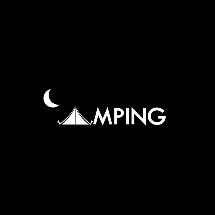 love the details for branding. I can imagine the logo as a whole branding identity. The use of the moon and tent could look really cool if used for different things.