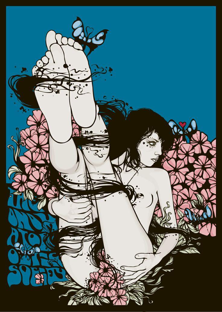 art_links: Illustrations by Magnus Blomster