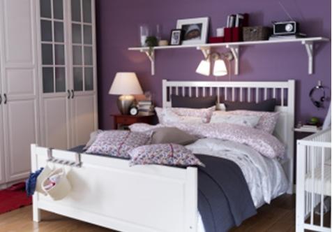 IKEA Yatak Odası: Hayallerinizdeki yatak odası IKEA'da!