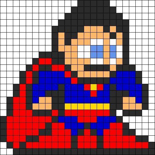 22 best images about pixel art dc comics on pinterest
