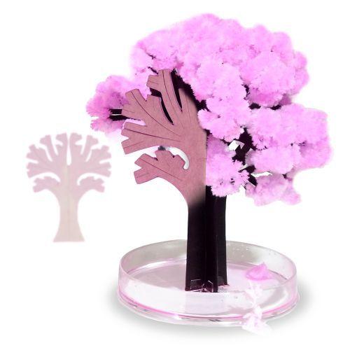 Der Magische Sakura Baum aus Papier zaubert Dir Frische und die Magie des Fernen Ostens in Dein Wohnzimmer.