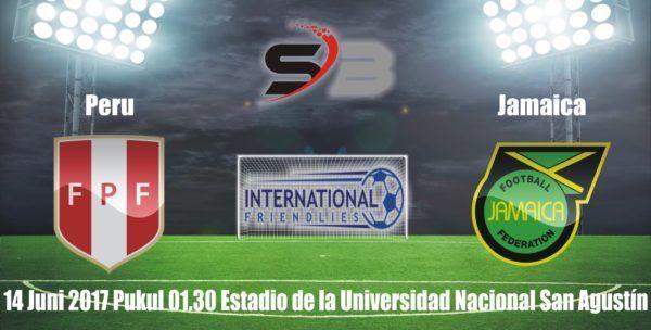 Prediksi Bola Peru vs Jamaica 14 Juni 2017