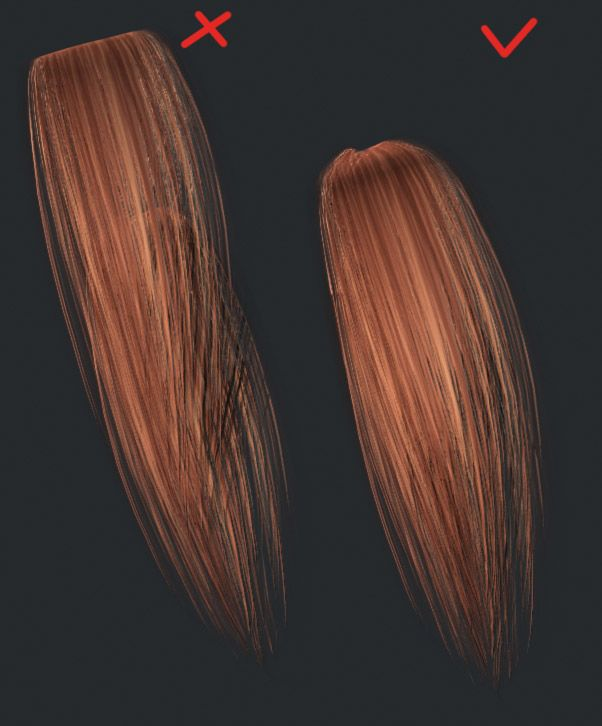Creating realistic hair with textured planes — Компьютерная графика и анимация — Render.ru