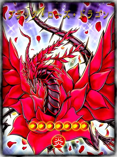Yu gi oh black rose dragon matchless