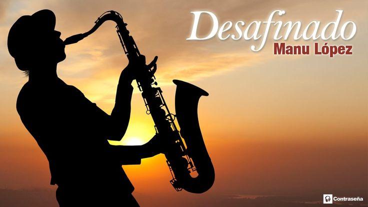 Sax instrumental, Desafinado, CLASICOS DE LOS 80 Relaxing Saxophone, Mus...