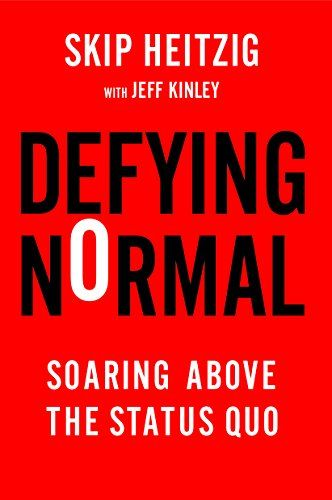 Defying Normal: Soaring Above the Status Quo:   FIND A HILL WORTH DYING ON/b  How many of us lead lives of quiet desperation -- and don't even know it? Caught between the shifting moral landscape of our culture and a burning desire to make our lives count, too often we settle for less. God has so much more for us than conformity to the status quo -- if we will only take the necessary leap of faith.  In Defying Normal/i/b, pastor Skip Heitzig offers such a challenge and provides practic...