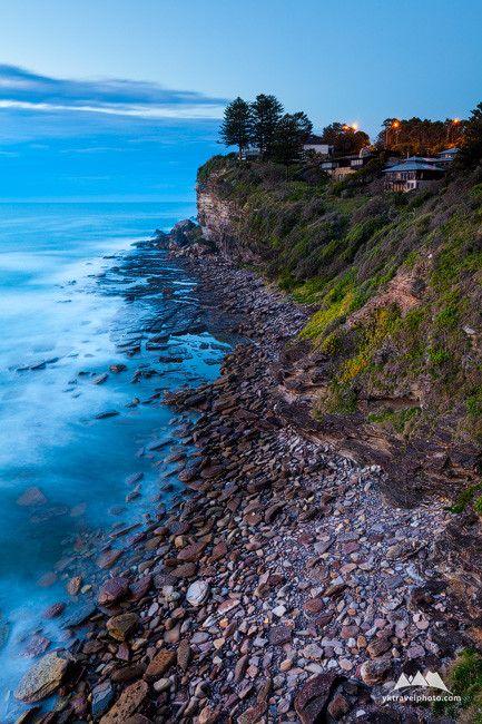 Avalon Beach (South), Sydney, NSW, Australia