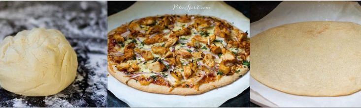 Paleo pizza héja