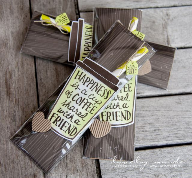 Stampin' Up! - Coffee Cafe