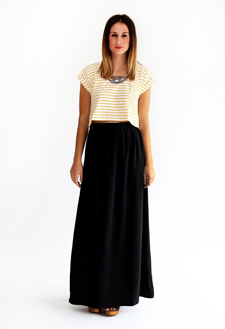 Attention all you fashion lovers! My House of Chic is now selling Maxi Skirts just in time for ...