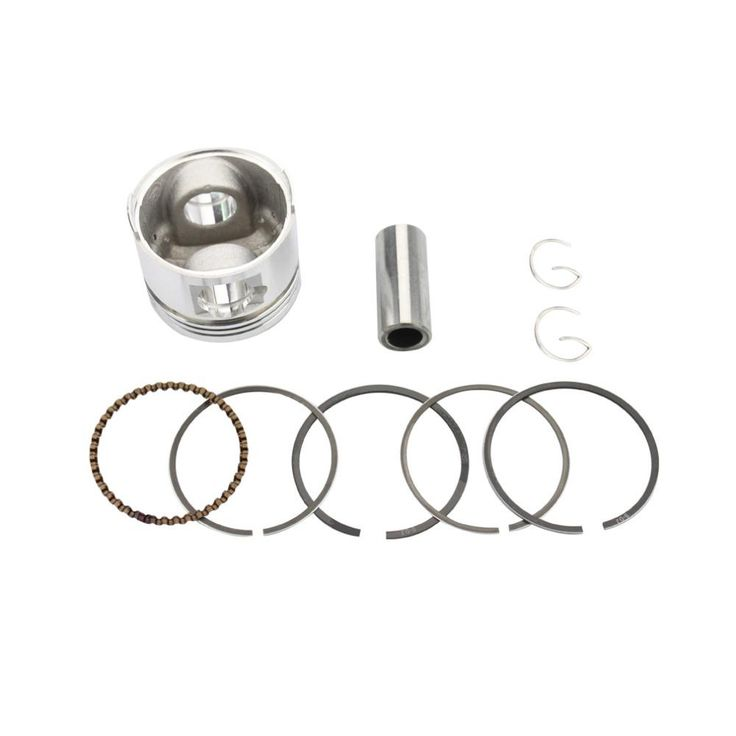[Visit to Buy] Goofit 39mm Piston Assembly for GY6 50cc Moped motorcycle piston accessory high quality K082-010 #Advertisement