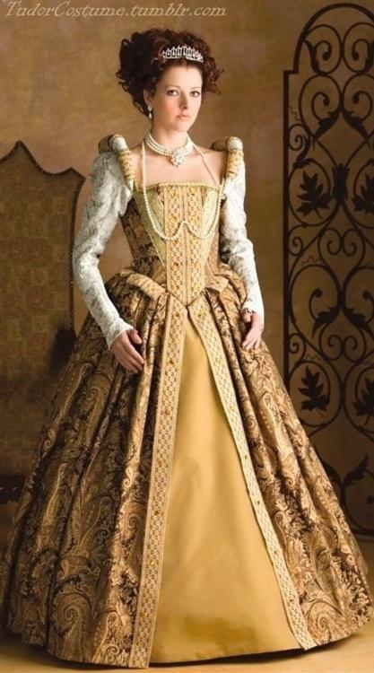 elizabethan era dresses - photo #14