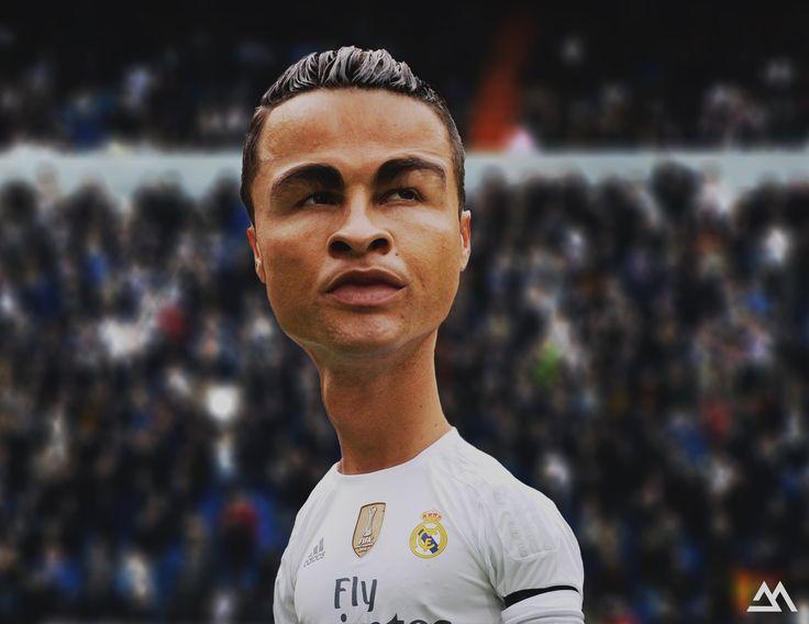 Check out my @Behance project: \u201cRonaldo\u201d https://www.behance.net/gallery/48376861/Ronaldo