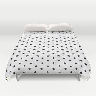 http://society6.com/product/superstars-black-on-white-small_duvet-cover#46=342