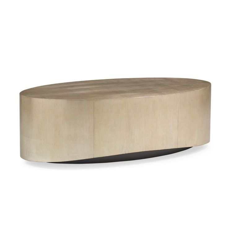 Product Info Dimensions Construction HARLOW OVAL GOLD LEAF COFFEE TABLE Not only…