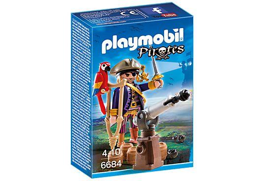 Pirates Captain $6.95 | Playmobil Australia