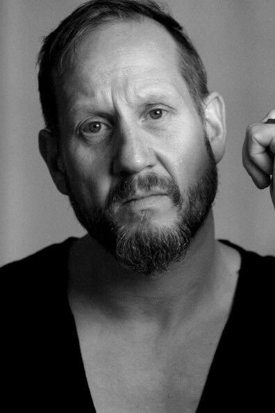 Guido A. Schick. German actor. (Absolute Giganten)