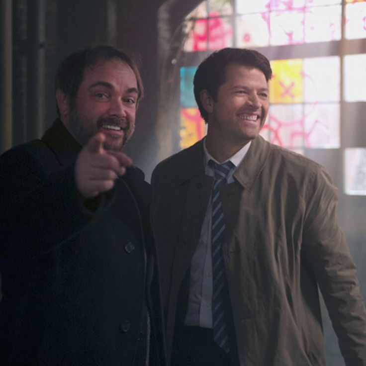 Supernatural Season 12 Spoilers: Castiel And Crowley Face A Brand-New Lucifer - http://www.movienewsguide.com/supernatural-season-12-spoilers-castiel-crowley-will-face-brand-new-lucifer/252817