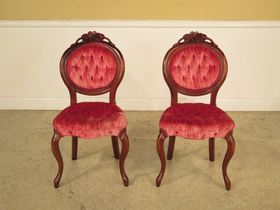 36895E: Pair KIMBALL Victorian Mahogany by StenellaAntiques · Victorian  Furniture - 21 Best Kimball Victorian Furniture Images On Pinterest