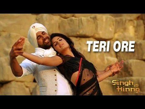 Teri Ore | Singh Is Kinng | Akshay Kumar | Katrina Kaif | Rahat Fateh Ali Khan | Shreya Ghoshal - YouTube