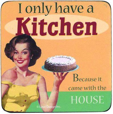 Kitsch.fi - Lasinalunen hmb (1 kpl), I only have a kitchen