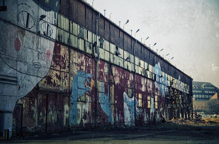 End days in Gdansk Shipyard by Sylwester Czopek, via 500px
