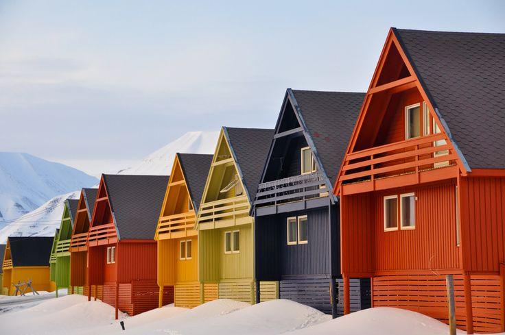 Longyearbyen by Firoz  Bharucha, via 500px