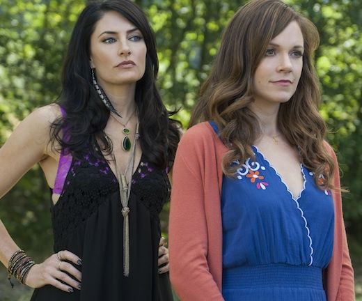 """The bewitching Beauchamp women will continue to cast their spell on viewers as Lifetime announces its order for a second season of new drama """"Witches of East End."""""""