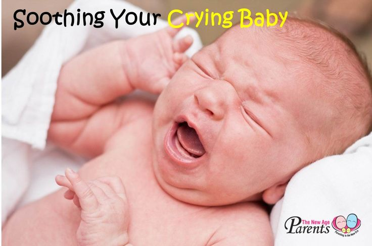 Have you experienced your baby crying non-stop, even after feeding or changing his diaper? Here are some tips you can try to cheer your baby. #babies #smoothing