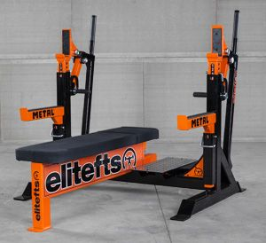 elitefts competition benches