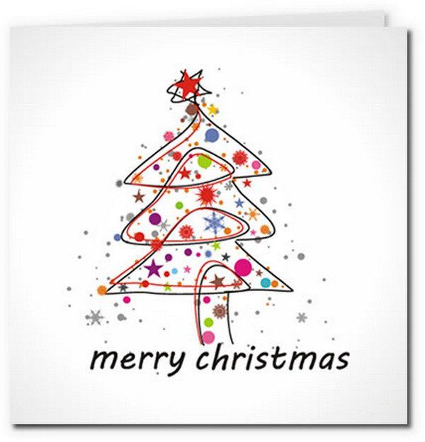 31 best CHRISTMAS CARDS images on Pinterest Christmas cards - printable christmas card templates