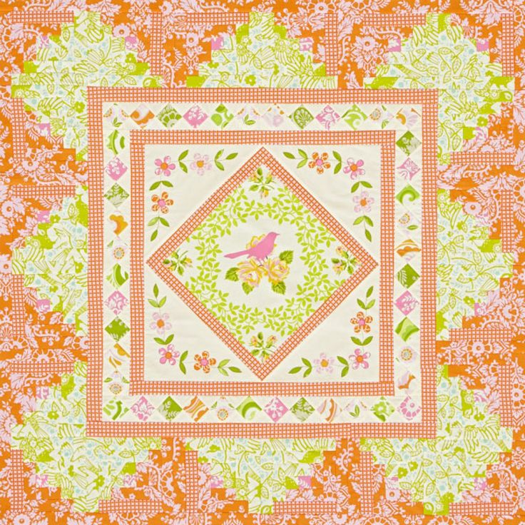 341 Best Spring Quilts Images On Pinterest Quilt