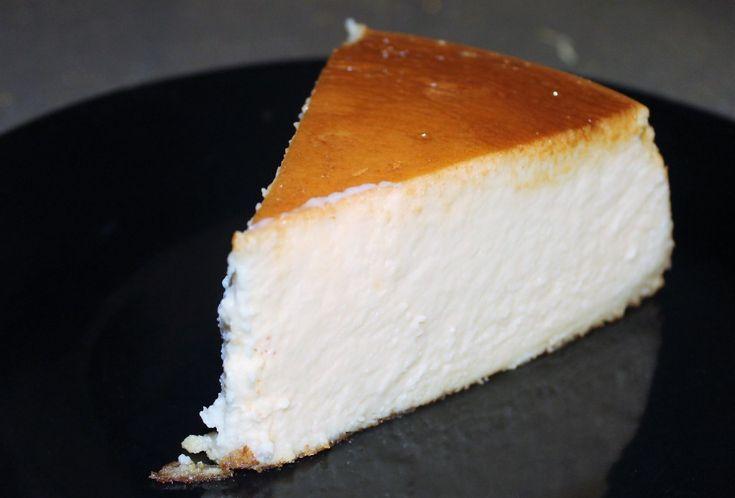 Hoy os presento una riquísima tarta de queso. Yo por primera vez Leer más