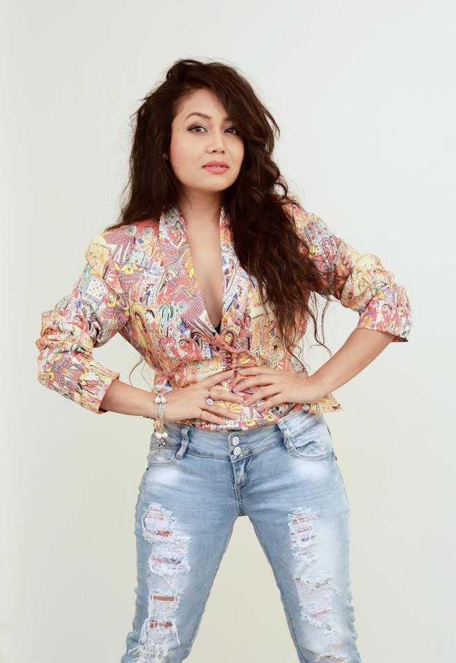 Neha Kakkar Look Hot Neha Kakkar Dresses Neha Kakkar Women